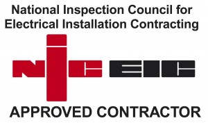 NICEIC approved contractor accreditation